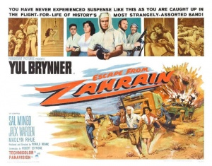 Escape from Zahrain Escape from Zahrain Internet Movie Firearms Database Guns in