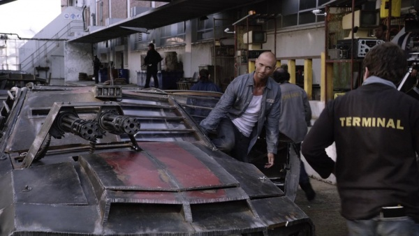 Death Race Internet Movie Firearms Database Guns In Movies