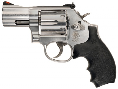 Smith Wesson Model 686 With 2 1 Barrel