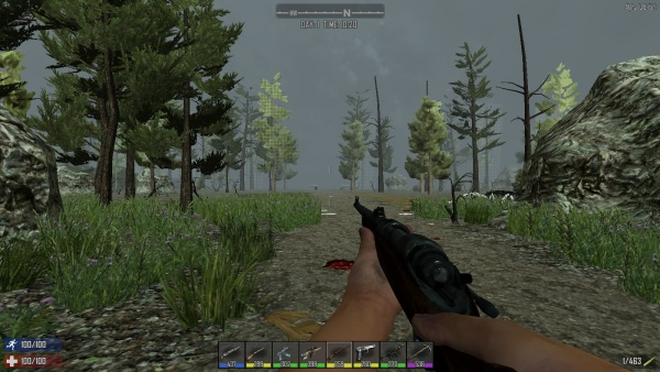 7 Days To Die Internet Movie Firearms Database Guns In Movies Tv And Video Games