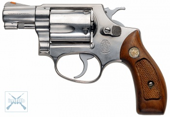Smith amp wesson model 60 stainless variant of the model 36 38