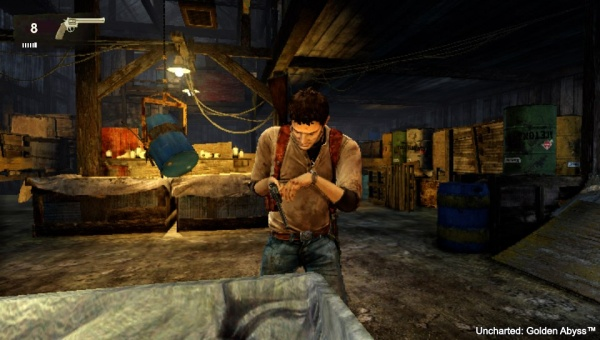SAS 12 UNCHARTED VITA HOW MANY CHAPTERS