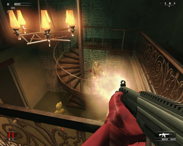 Hitman Blood Money Internet Movie Firearms Database Guns In Movies Tv And Video Games