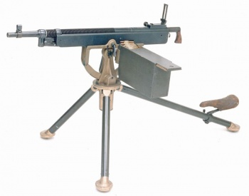 browning 1895 machine gun