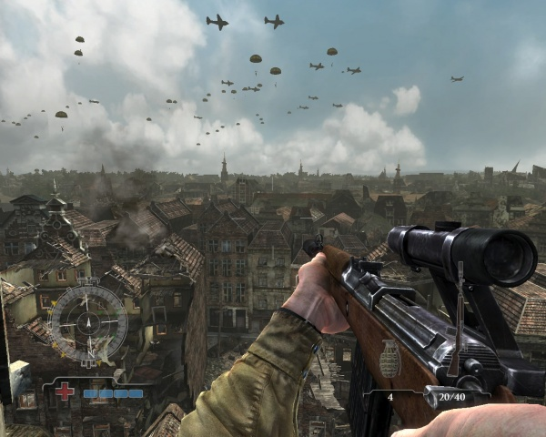 Medal of Honor: Airborne - Internet Movie Firearms ...