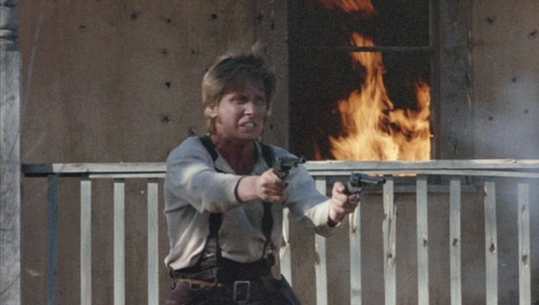 Young Guns - Internet Movie Firearms Database - Guns in ...