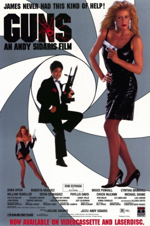 Nude Bomb, The - Internet Movie Firearms Database - Guns