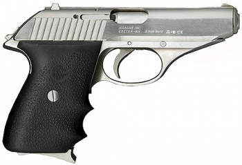 Sig P230 - Stainless Steel finish -  .380 acp/9mm kurz.