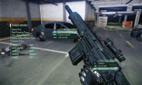 Crysis 2 - Internet Movie Firearms Database - Guns in Movies