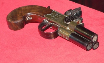 Flintlock Pistol Internet Movie Firearms Database Guns