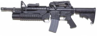m203 grenade launcher internet movie firearms database guns in