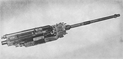 A. L. BENTLEY DRAWINGS | Mauser MG 151 15/20mm Cannon and Engine Mount