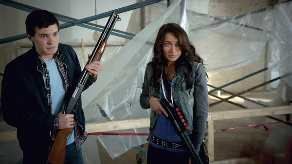 Zombieland Internet Movie Firearms Database Guns In Movies Tv
