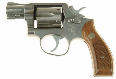Smith & Wesson Model 64 - Internet Movie Firearms Database