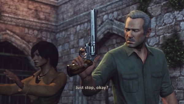 Uncharted 3: Drake's Deception - Internet Movie Firearms Database