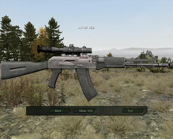 ArmA II - Internet Movie Firearms Database - Guns in Movies, TV and