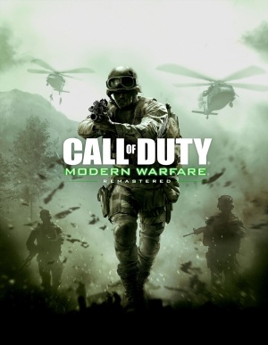 Call of Duty 4: Modern Warfare - Internet Movie Firearms Database