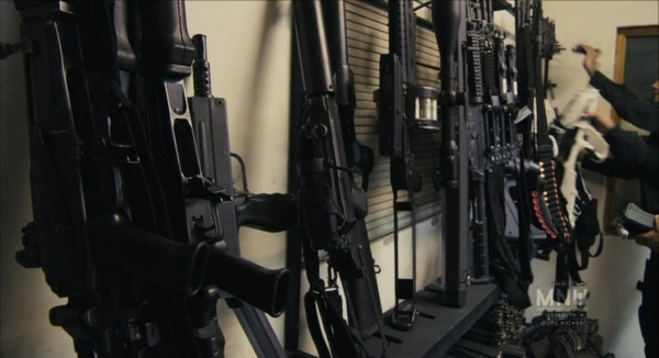 District 9 - Internet Movie Firearms Database - Guns in