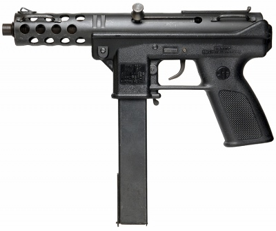 Desired Weapon List  400px-TEC-9