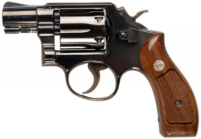 Smith and Wesson 38 Special Snub Nose