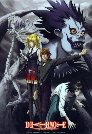 Death Note Anime  Internet Movie Firearms Database  Guns In