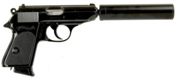 walther pp pistol series internet movie firearms database guns