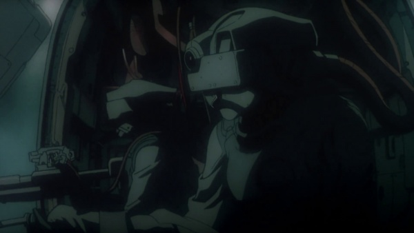 Ghost In The Shell 1995 Internet Movie Firearms Database Guns In Movies Tv And Video Games