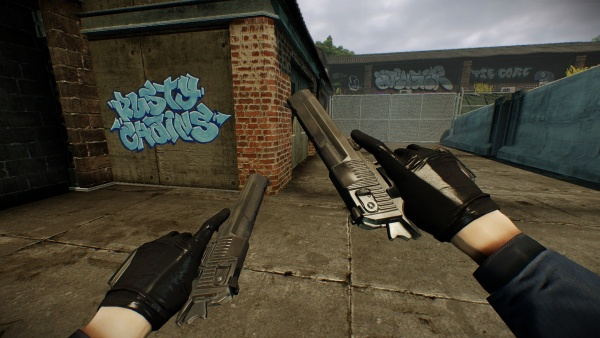 Payday 2 - Internet Movie Firearms Database - Guns in Movies