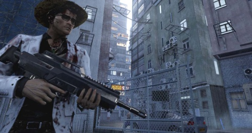 how to get a gun in sleeping dogs
