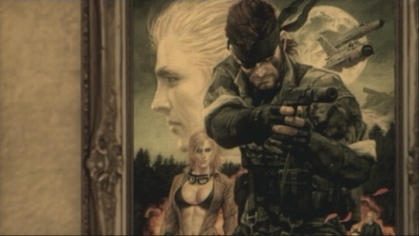 Metal Gear Solid 4: Guns of the Patriots - Internet Movie