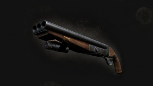 Phantasm 2 Shotgun