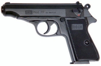 Walther PP Pistol Series - Internet Movie Firearms Database