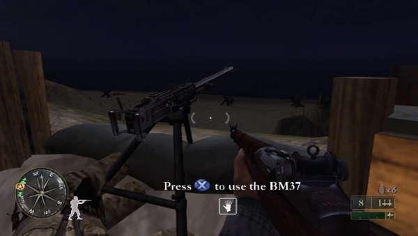 Call of Duty 2: Big Red One - Internet Movie Firearms Database