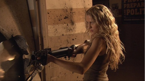 Teresa Palmer - Internet Movie Firearms Database - Guns in ... I Am Number Four Movie Six