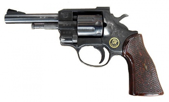 Arminius HW Revolver Series - Internet Movie Firearms Database