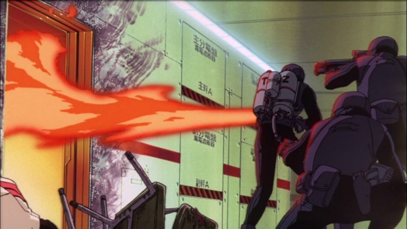 Neon Genesis Evangelion  Internet Movie Firearms Database