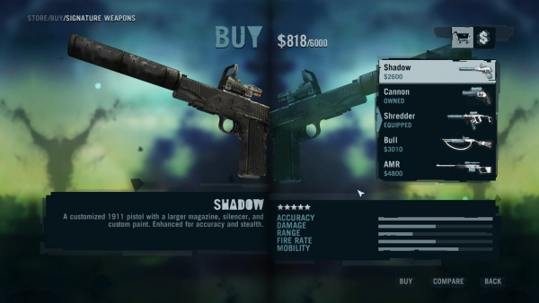 Far Cry 3 Internet Movie Firearms Database Guns In Movies Tv And Video Games