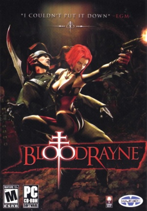 Bloodrayne Internet Movie Firearms Database Guns In Movies Tv