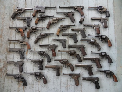 User:Nyles - Internet Movie Firearms Database - Guns in Movies, TV