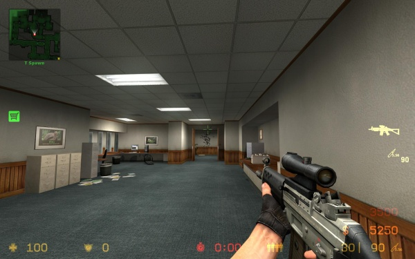 Counter-Strike: Source - Internet Movie Firearms Database - Guns in