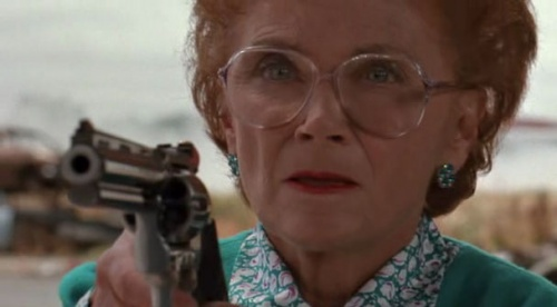 estelle getty young