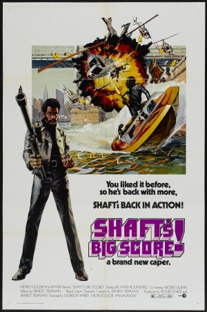 Image result for Shaft's Big score 1972